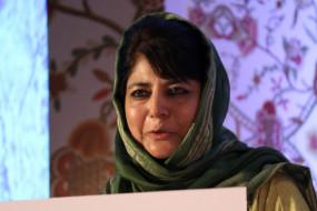 खुली जेल में तब्दील हो चुका जम्मू-कश्मीर : महबूबा मुफ्ती