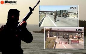 जम्मू-कश्मीर: पुलवामा के पंपोर में आतंकी हमला, CRPF के दो जवान शहीद, 3 घायल
