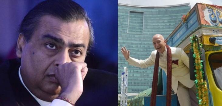 जेफ बेजोस बनाम मुकेश अंबानी : भारत के रिटेल सेक्टर पर वर्चस्व की लड़ाई
