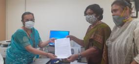 इमरती देवी पर कमलनाथ की टिप्पणी ने पकड़ा तूल, बीजेपी ने की महिला आयोग में शिकायत