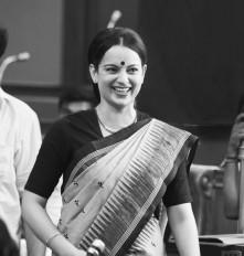 कंगना रनौत ने फिल्म थलाइवी का एक और शेड्यूल पूरा किया