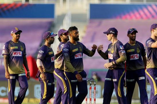 KKR vs DC: दिल्ली को 59 रन से हराकर कोलकाता का प्लेऑफ का दावा मजबूत, वरुण चक्रवर्ती ने 5 और कमिंस ने 4 विकेट झटके
