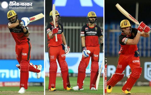 IPL-13: IPL में 10 शतकीय साझेदारी वाले पहले जोड़ीदार बने कोहली-डिविलियर्स