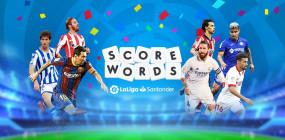 ला लीगा ने फुटबाल फैन्स के लिए लॉन्च किया नया वर्ड गेम