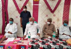 जयपुर: दौसा जिले के लालसोट के विकास में धन की कमी को आडे नही आने दिया जायेगा - उद्योग मंत्री