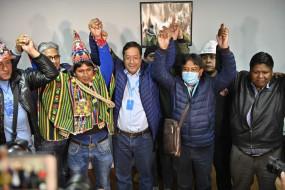 लुईस अर्से बोलीविया के निर्वाचित राष्ट्रपति घोषित