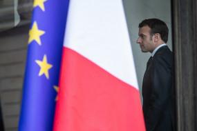 मैक्रों ने पेरिस में इस्लामिक आतंकी हमले की निंदा की