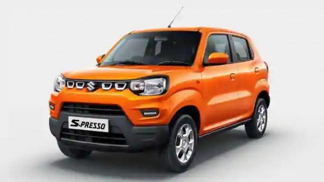 Car: Maruti Suzuki S-Presso ने पार किया 75000 बिक्री का आंकड़ा, कंपनी ने दी जानकारी