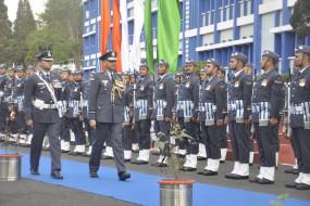माथुर ने वायुसेना प्रशिक्षण कमान के नए प्रमुख का कार्यभार संभाला
