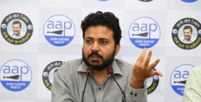 एमसीडी का दिल्ली सरकार पर नहीं, केंद्र पर 12 हजार करोड़ रुपये बकाया : आप