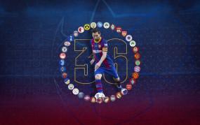 फुटबॉल: मेसी ने चैम्पियंस लीग में 36 टीमों के खिलाफ किए हैं गोल