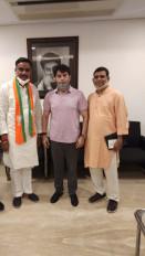 मप्र : कांग्रेस को एक और झटका, राजेंद्र गुर्जर होंगे भाजपा में शामिल