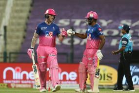 MI vs RR, IPL 2020: राजस्थान ने मुंबई को 8 विकेट से हराया, स्टोक्स ने जड़ा शानदार शतक, सैमसन की फिफ्टी