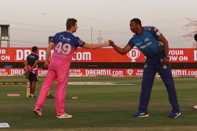 MI vs RR, IPL 2020: मुंबई के कप्तान कीरोन पोलार्ड ने जीता टॉस, पहले बल्लेबाजी का फैसला