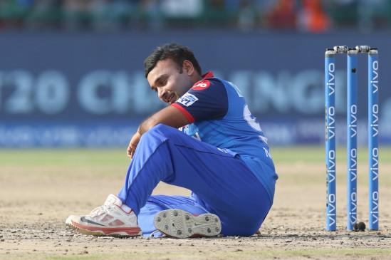 IPL-13: अमित मिश्रा ने कहा, कभी सोचा नहीं था, चोट इतनी गंभीर होगी