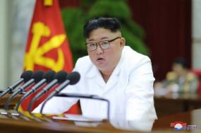 उत्तर कोरिया: किम जोंग-उन ने तूफान से प्रभावित शहर का किया दौरा