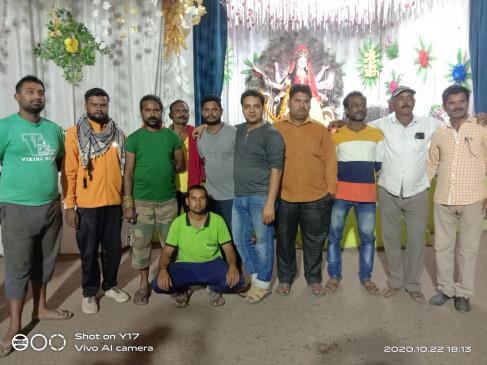 नवरात्र पर मुस्लिम बनाते हैं देवीजी का पण्डाल, मोहर्रम में हिन्दू बांटते हैं लंगर