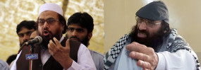पाक ने हाफिज सईद और सलाहुद्दीन से कहा, घाटी में आतंकियों को भेजो