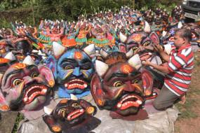 पणजी : दिवाली में नरकासुर के बड़े पुतले जलाने पर लगी रोक