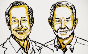 पॉल आर. मिलग्रोम और रॉबर्ट बी. विल्सन को मिला अर्थशास्त्र का नोबेल पुरस्कार