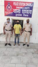 दिल्ली में प्रेमिका की हत्या करने वाला शख्स असम में गिरफ्तार