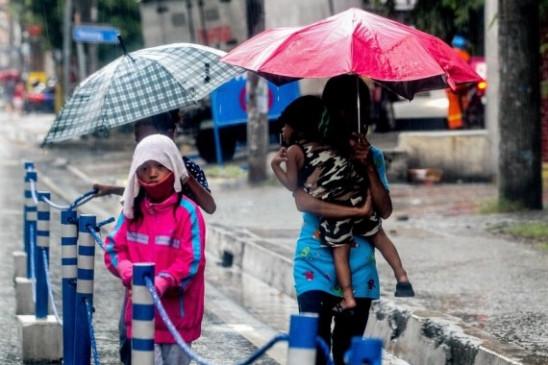 फिलीपींस : तूफान ने जनजीवन प्रभावित, 3 मृत, 13 लापता