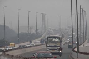 दिल्ली में हवा की गुणवत्ता खराब