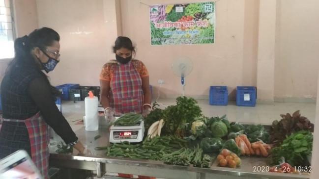 मौसमी सब्जियों के दाम घटे, आलू-प्याज की महंगाई से राहत नहीं