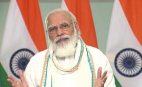 प्रधानमंत्री मोदी आज शाम 6 बजे देंगे राष्ट्र के नाम संदेश
