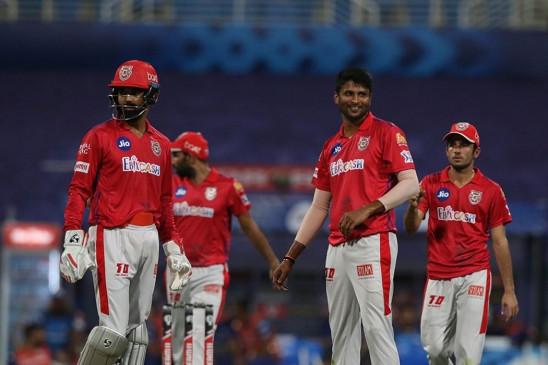 IPL-13: पंजाब के खिलाड़ियों ने मनदीप के पिता को दी श्रद्धांजलि