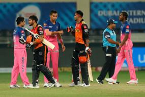 RR vs SRH :राजस्थान को 8 विकेट से हराकर पॉइंट्स टेबल में पांचवे स्थान पर पहुंची हैदराबाद, प्लेऑफ की उम्मीदें कायम, मनीष और शंकर के अर्द्धशतक