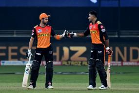 RR vs SRH :राजस्थान को 8 विकेट से हराकर टॉप 5 में हैदराबाद, प्लेऑफ की उम्मीदें कायम, मनीष और शंकर के अर्द्धशतक