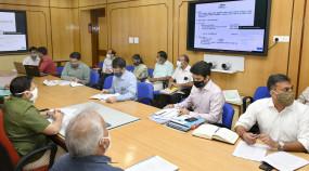 राजस्थान परिवहन आधारभूत विकास निधि की बैठक आयोजित