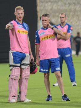 स्टोक्स की वापसी से राजस्थान की बल्लेबाजी मजबूत