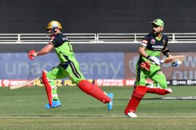 RCB vs CSK: बैंगलोर ने चेन्नई को 146 रन का टारेगेट दिया, विराट कोहली का अर्धशतक, करन ने तीन विकेट चटकाए