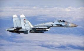 रूसी जेट ने जर्मन, अमेरिकी विमानों को बाल्टिक सागर के ऊपर रोका