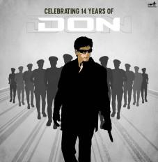 शाहरुख स्टारर फिल्म डॉन के 14 साल पूरे