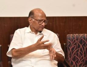 शरद पवार ने मोदी को पत्र लिखकर महाराष्ट्र के राज्यपाल की शिकायत की