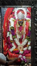 शारदेय नवरात्र - दूसरे दिन 18 हजार श्रद्धालुओं ने किए मां शारदा के दर्शन