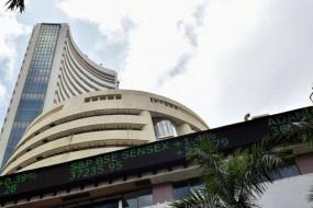 Share market:सेंसेक्स 540 अंक लुढ़का, निफ्टी 11,770 के नीचे बंद हुआ