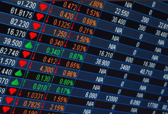 Share market:सेंसेक्स 135 अंक लुढ़का, निफ्टी 11645 के नीचें बंद हुआ