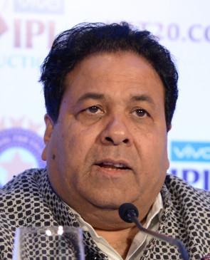 शुक्ला ने IPL में क्षेत्रवाद लाने के लिए हैदराबाद, राजस्थान को लगाई फटकार