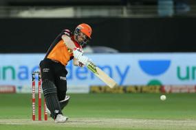 SRH Vs DC: हैदराबाद की शानदार बल्लेबाजी, वॉर्नर ने 25 गेंदों में जड़ा अर्धशतक