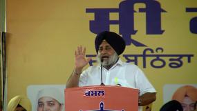 सुखबीर ने पंजाब भाजपा प्रमुख के वाहन पर हमले की निंदा की