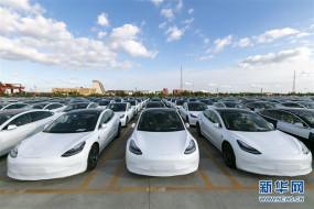 चीन से निर्मित टेस्ला इलेक्ट्रिक वाहनों का निर्यात यूरोप में किया जाएगा