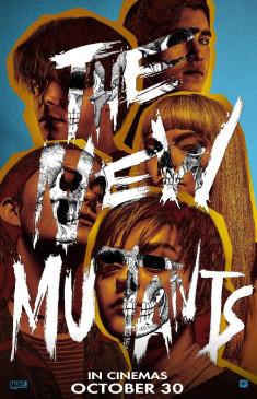 द न्यू म्यूटेंट्स भारत में 30 अक्टूबर को होगी रिलीज