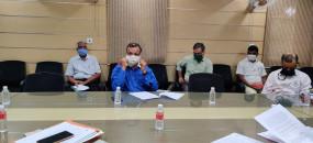 जयपुर: एसीएस माइंस की अध्यक्षता में गठित तीन सदस्यीय कमेटी द्वारा सभी 267 प्रकरणों में सुनवाई पूरी, उच्च स्तरीय बैठक में की प्रकरणों की समीक्षा