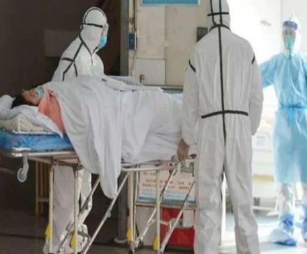 कोरोना संक्रमण से २४ घंटों में तीन की मौत