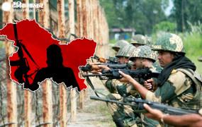 J&K: जम्मू-कश्मीर के शोपियां में तीन आतंकी ढेर, एके-47 और पिस्टल बरामद