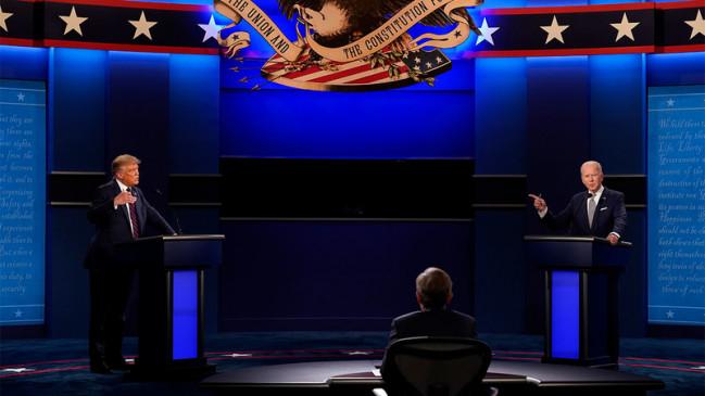 Final presidential debate: क्लाइमेट चेंज पर बोलते हुए ट्रंप ने की भारत की आलोचना, कहा- 'वहां हवा कितनी गंदी है'